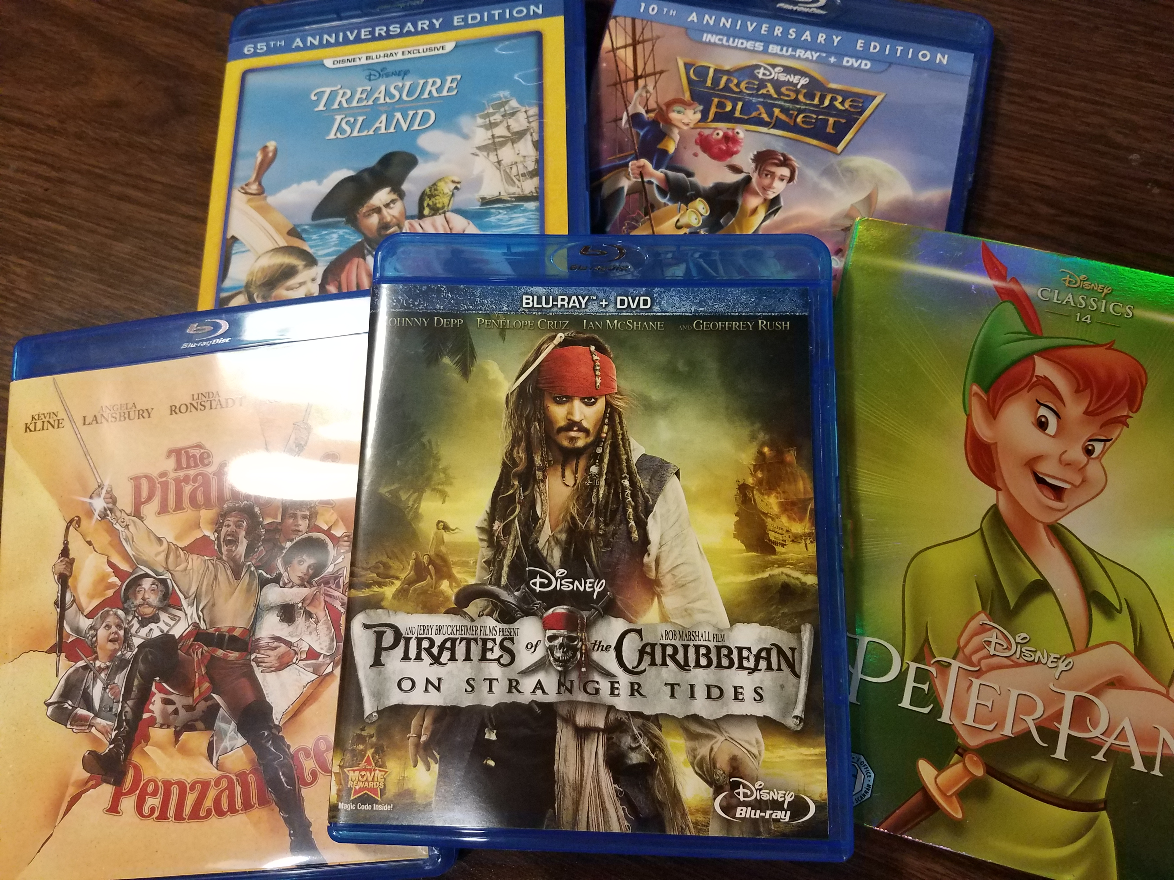 Museum to host pirate-themed movie series : NC Maritime